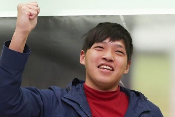 陳為廷選立委 島國前進發起人任總幹事