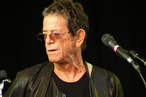 搖滾樂大師Lou Reed病逝