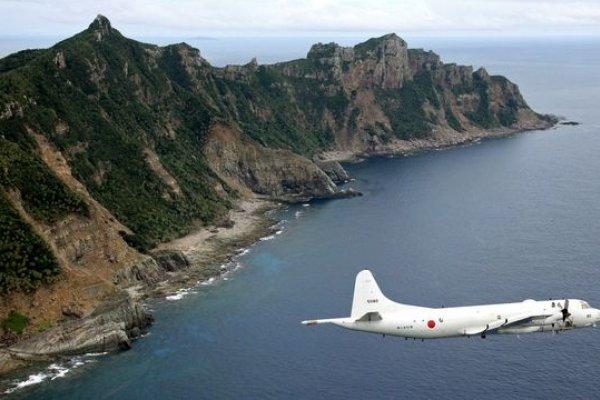 中國3艘海警船 進入釣魚台爭議海域