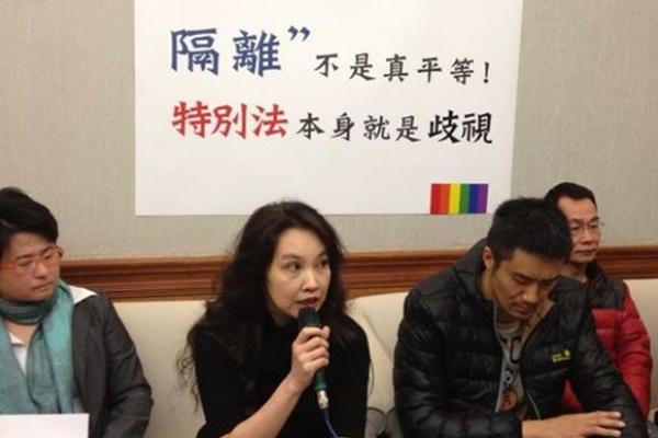 林義雄倡設同性伴侶專法 遭批「假民主」