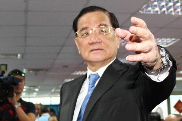 「台灣奇蹟」 連戰登世界富豪排行榜