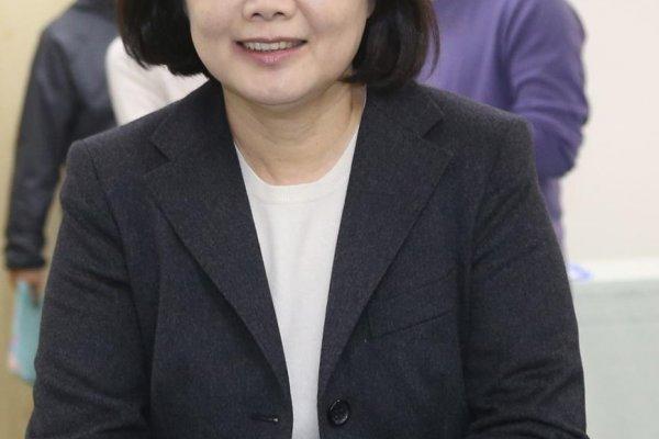 民進黨初選登記截止 蔡英文一人同額競選