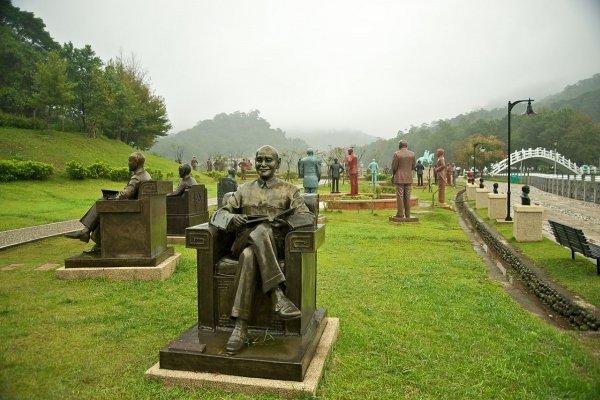 孫慶餘專欄:蔣介石銅像是「大是大非」問題