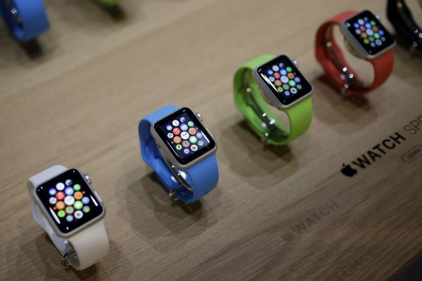Apple Watch來了 瑞士鐘錶界憂喜參半