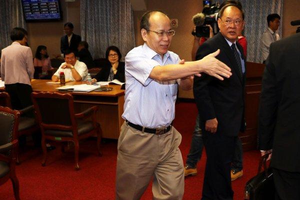 主張廢省卻兼任福建省主席 張景森:對我來說非常虐待