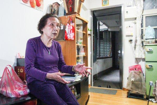 南機場現場》獨居老人的自在:不想在安養中心被當貨品般照料