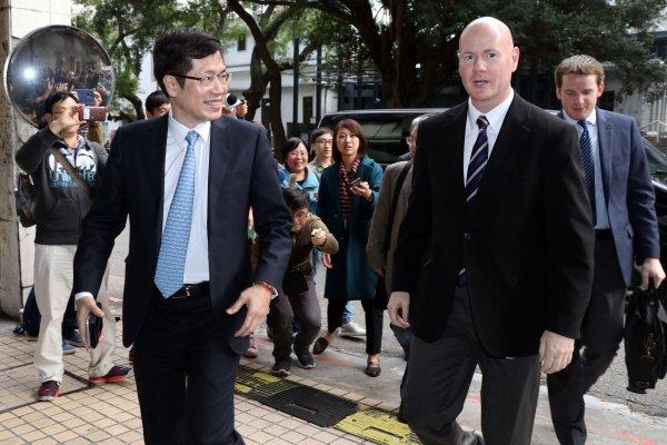 孫慶餘專欄:台灣人更該具備反壓迫意識