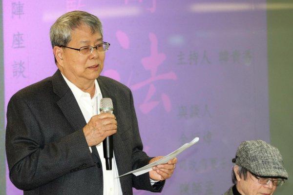 司法院反駁「除垢」說 陳師孟「不意外」:部分法官被黨派操控、洗腦
