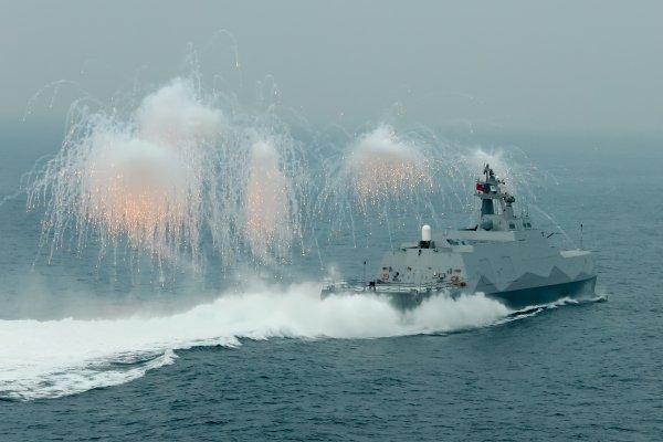 海巡署將買12艘沱江艦 戰時加裝雄三飛彈納海軍指揮