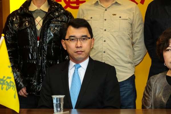 「楊丞琳嫁李榮浩算不算為大陸宣傳?」楊世光批「中共代理人」法案根本在騙選票