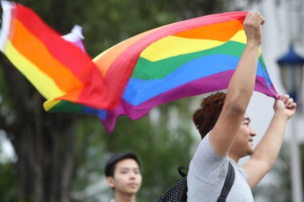 台灣同性婚姻拚合法,CNN:有望領先全亞洲