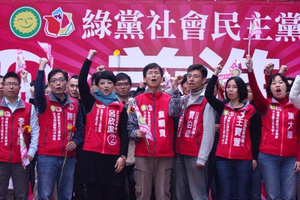 吳典蓉專欄:進步價值在台灣,只值得30萬人支持?