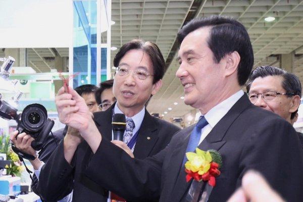 歐盟願與台灣談投資協議 馬英九歸功「兩岸關係改善」