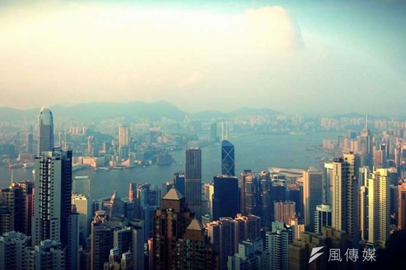 香港過去很長時間曾為英國殖民地,即便九七年政權回歸後,至今仍然留有許多遺風。(林彥呈攝)