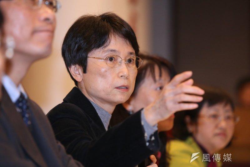 20150307-stone-15柯文哲出席性別議題公共論壇,劉毓秀-楊子磊攝.JPG