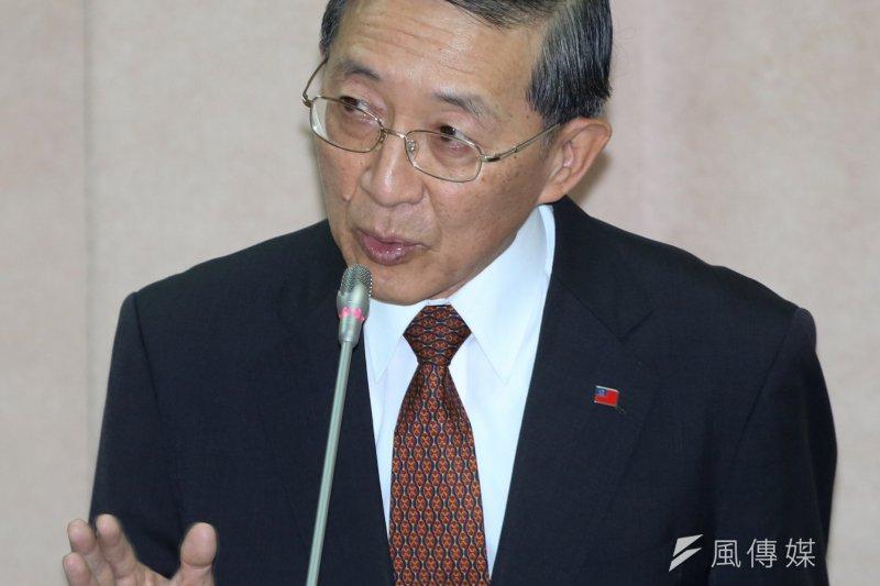 外交部長林永樂坦承,明年初將與日本針對慰安婦問題展開交涉。(資料照片,余志偉攝)