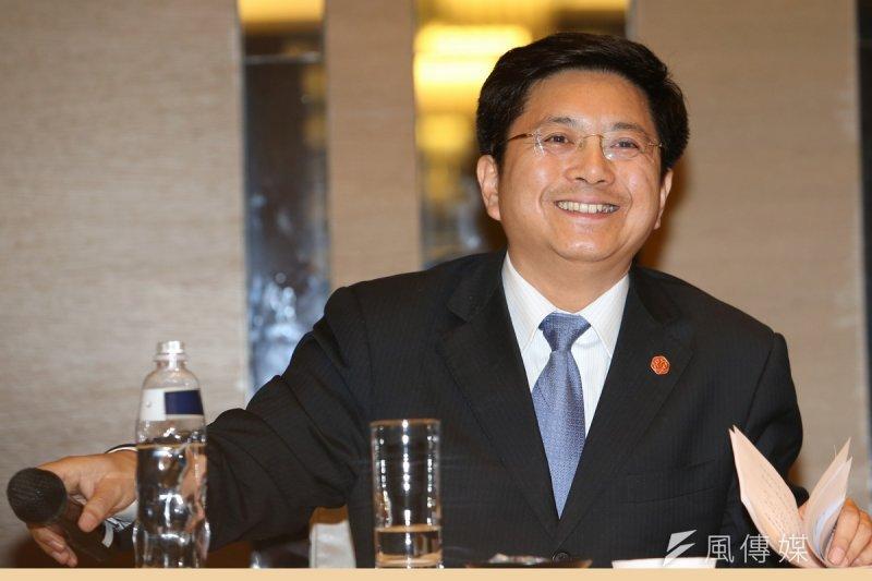 台灣無法成為亞投行意向創始成員,但未來可成為普通成員。中國國台辦發言人馬曉光表示,上述說法屬實。(資料照片,吳逸驊攝)