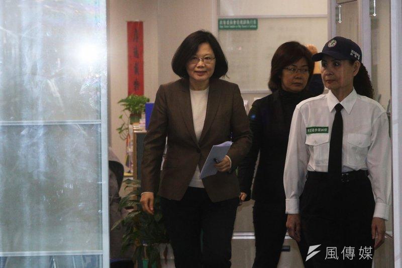 民進黨9日行中國事務委員會。(楊子磊攝)