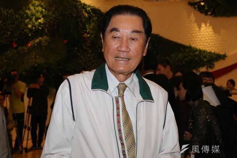 民進黨立委陳唐山。(資料照片,楊子磊攝)