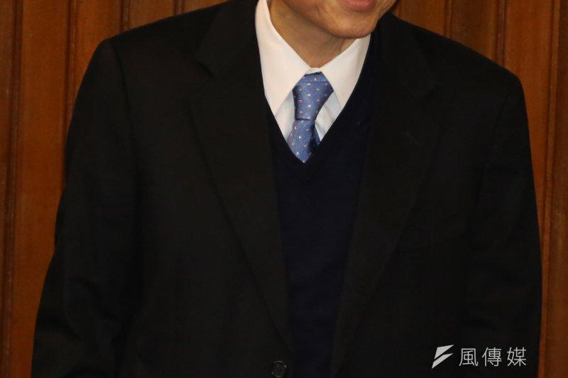 國民黨立委蔣乃辛在初選民調中獲勝,下周通過幹部評鑑之後,將提報22日中常會通過徵召。(資料照片,余志偉攝)
