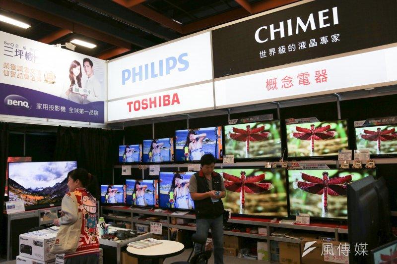 面臨紅色供應鏈競爭者不僅是台灣科技產業,但台灣政府的因應顯得最無厘頭。(資料照片,余志偉攝)