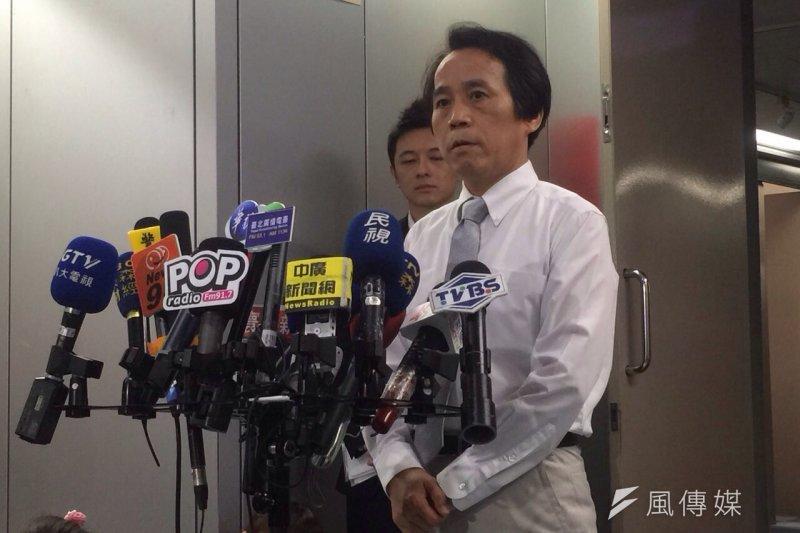 台北市副市長林欽榮槓內政部,大巨蛋安檢標準比高雄世運寬鬆