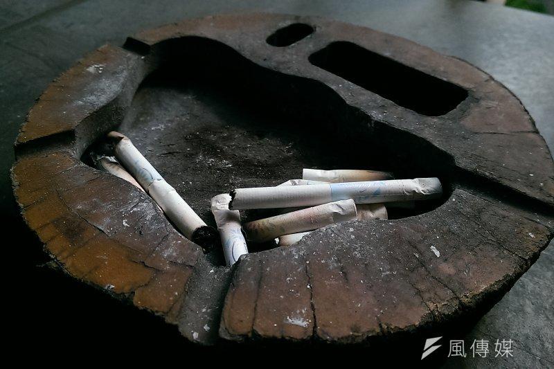 菸商在臺設廠真的「喪權辱國」嗎?真的會讓兒童及青少年「首當其衝」受害嗎?(方炳超攝)