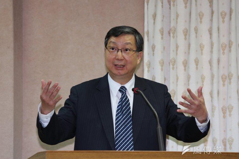 經濟部次長卓士昭表示,台灣與加拿大雙邊經貿諮商會議中,達成台加避免雙重課稅協議(ADTA)的實質內容共識。(資料照,余志偉攝)