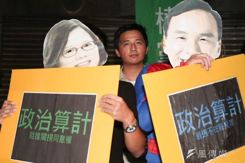 2016大選,在兩大黨之外,新興政黨能成為關鍵力量嗎?(資料照/余志偉攝)