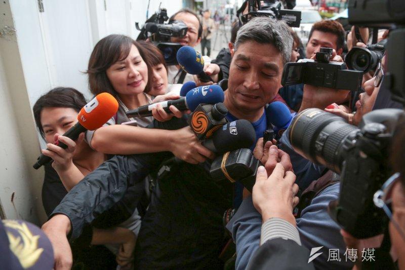 台北地檢署於13日以證人身分約談遠雄的建築師羅興華,羅興華表示,大巨蛋的安全「沒有疑慮」。(資料照,余志偉攝)