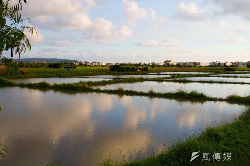 農地不斷流失、農業用水再減一成,如何保障永續農業?(資料照片)