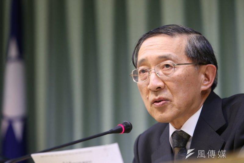 面對立委質疑明年總統大選後,台灣將面臨的外交困境,外交部長林永樂表示:「上半年度依然是綠燈,而下半年度情勢,兩岸關係將成關鍵」。 (資料照,吳逸驊攝)