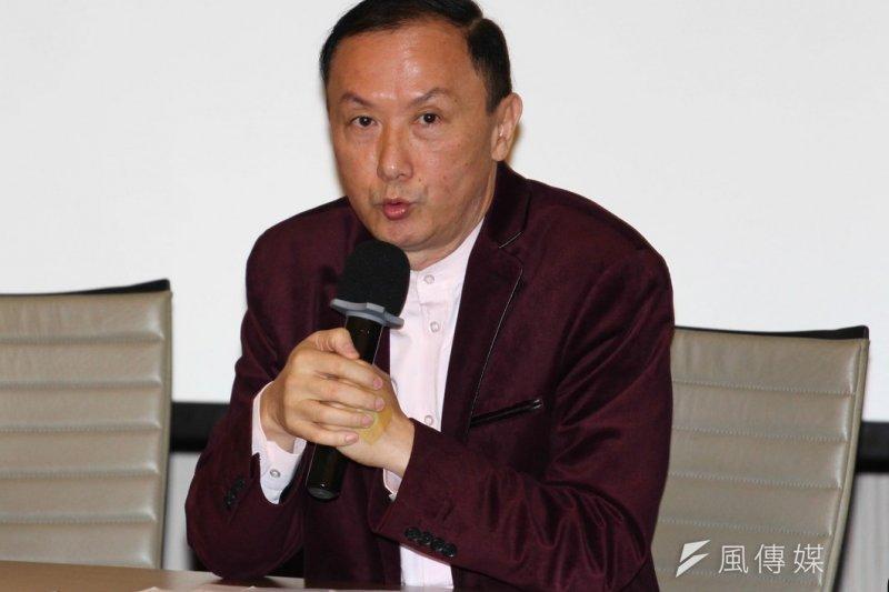台北市國小發生女童割喉案,市議員李新建議應該讓警察進入校園。(資料照片,葉信菉攝)