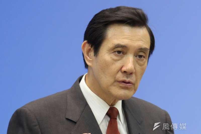JWPM2008MA005總統馬英九主持國民黨中常會。攝影 吳逸驊-c.jpg
