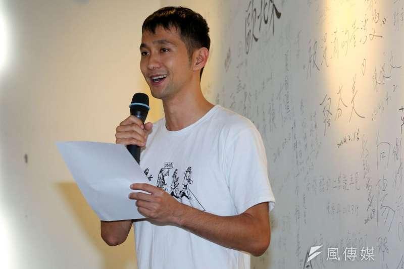 沃草6日宣布解除執行長柳林瑋職務,引發諸多爭議。(余志偉攝)