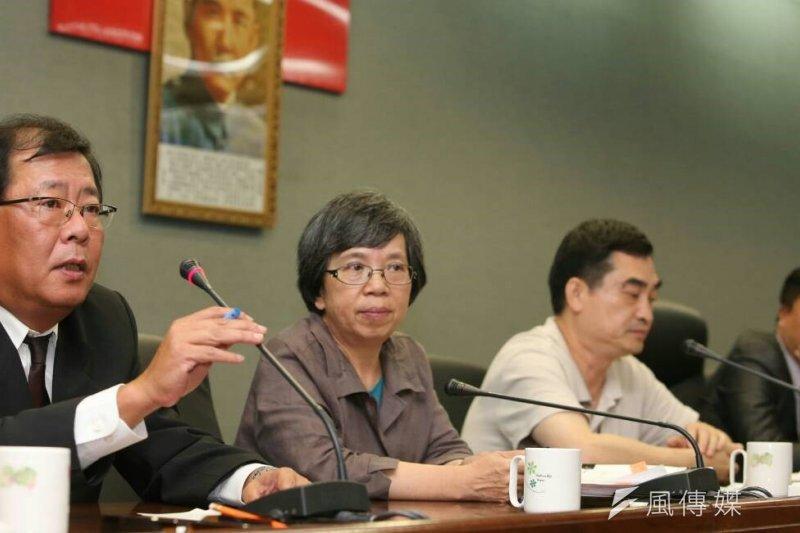 市府公布5大案結案報告,要終結5大案的糾纏了。(吳逸驊攝)