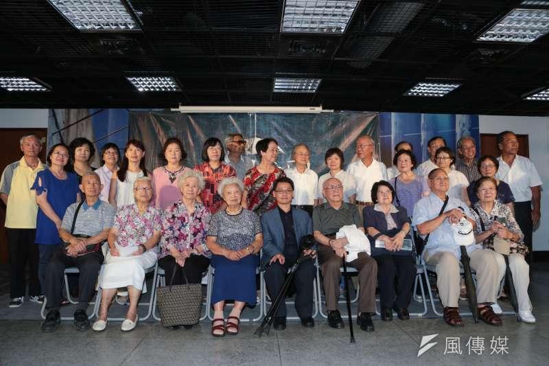 20150617-007-《獄外之囚:白色恐怖受難者女性家屬口述紀錄成果展》開幕記者會-余志偉攝.jpg