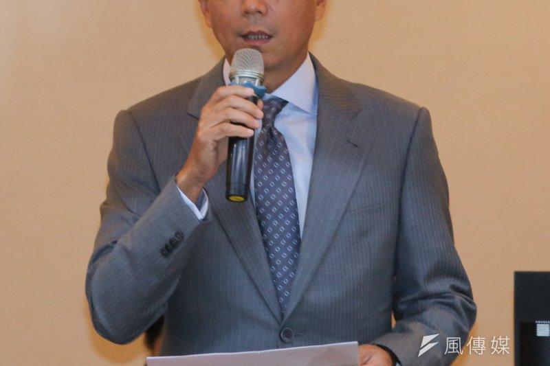 富邦集團蔡明忠兄弟以100億美元的資產,成為今年富比士富豪排行榜中的台灣首富(資料照片,余志偉攝)