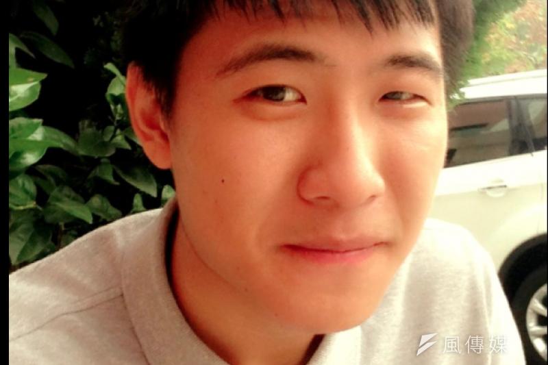 八仙塵爆傷者廖先奇,9日下午順利從中榮出院。(取自廖先奇臉書)