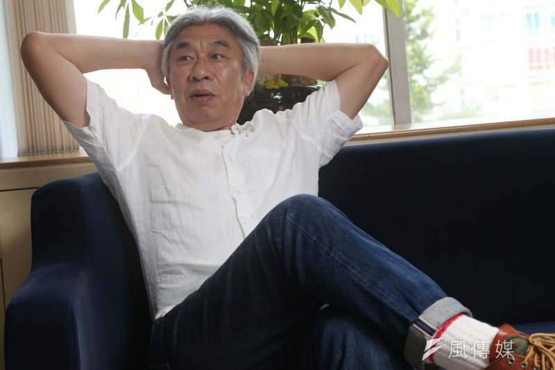 台北市文化局長倪重華專訪