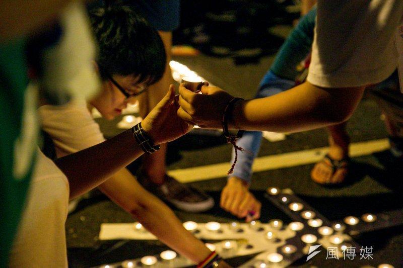 20150711-051-台灣伴侶權益推動聯盟「為婚姻平權而走」遊行-余志偉攝.jpg