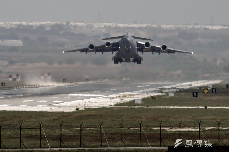 土耳其因吉爾利克(İncirlik)空軍基地(美聯社)