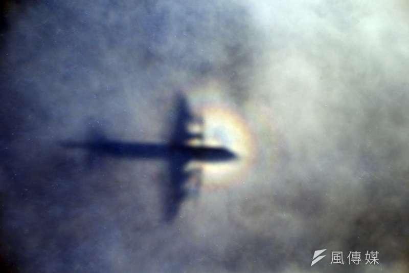 澳洲西岸的印度洋海域,搜尋MH370的蹤跡(美聯社)