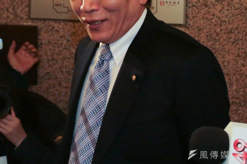 立法委員李鴻鈞(資料照片,余志偉攝)
