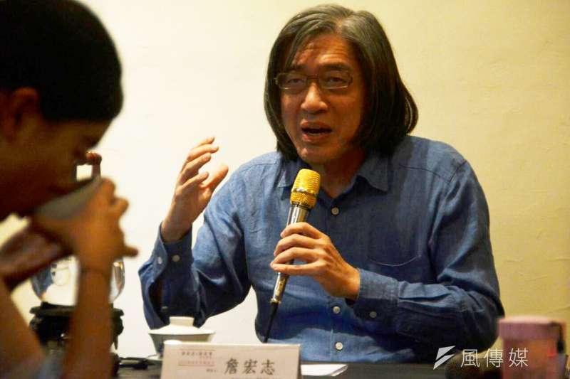 詹宏志也期許國內其他創投,未來如果有網路新創相關投資,歡迎能介紹給「中華網家一號」,大家可以一起投資。(資料照,林彥呈攝)