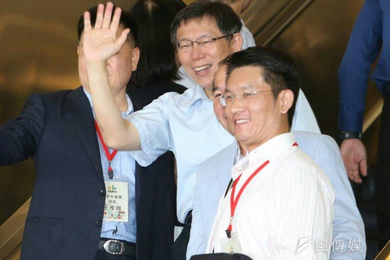 台北市長柯文哲把SOP掛在嘴邊,但SOP不是萬靈丹。(資料照/吳逸驊攝)