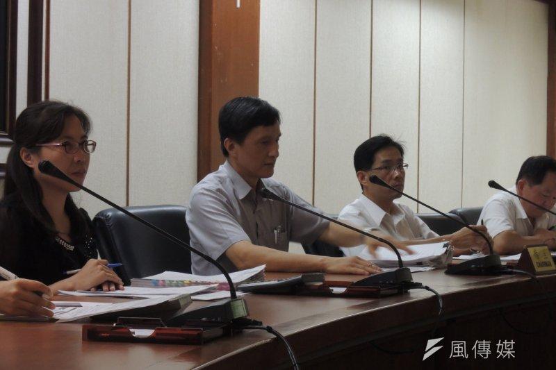 經濟部24日公布工業生產指數。(葉瑜娟攝)