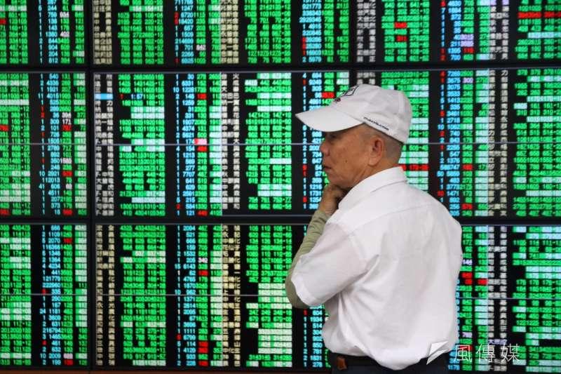 道瓊工業指數再度暴跌超過1000點,台股也受到波及,目前台積電市值已跌破6兆元大關。(資料照,曾原信攝)