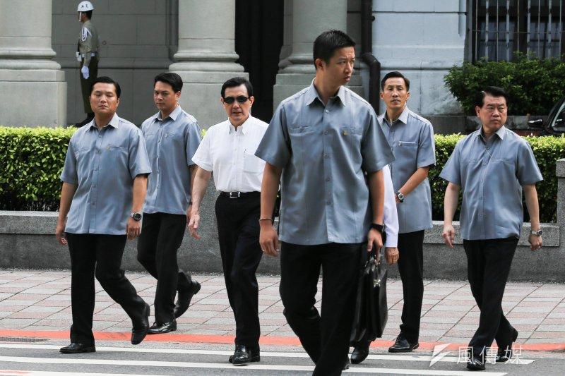 國安局31日將2016年度預算送進立院,其中編列3000餘萬元預算,購置新警備車給明年新上任的總統、副總統的維安特勤人員。(資料照片,林韶安攝)