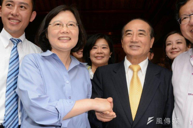 立法院長王金平要出任海基會董事長,很難不放棄立委職務。(吳逸驊攝)